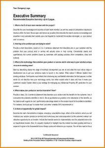 example executive summary executive summary slide template executive summary template cb