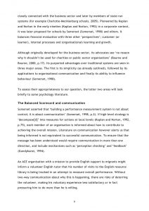 example of a literature review sample literature review