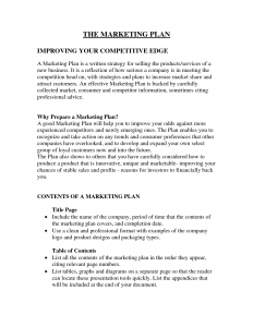 example of a marketing plan business marketing plan examplemarketing plan examples htnmrh