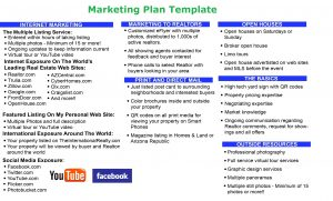 example of a marketing plan marketing plan
