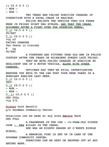 example of a script screen shot at