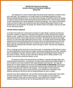 example of character reference letter literature review sample historical literature review example