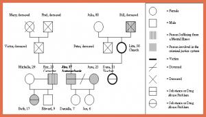 example of genogram genogram examples genogram