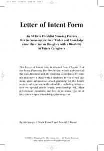 example of letter of intent letter of intent image