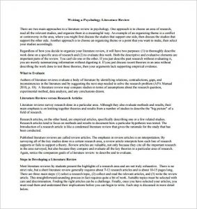 example of literature review literature review template pyqzoia