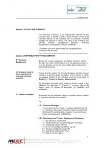 example of research proposal m i b p c business plan submission template