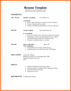 example of simple resume example of simple curriculum vitae resume samples for jobs x