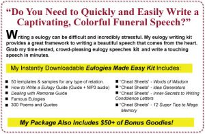 examples of eulogies funerayspeech plug