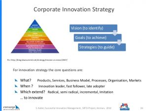 examples of life goals successful innovation management