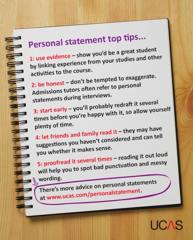 examples of personal statements for graduate school