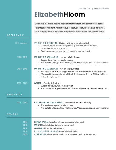 examples of resumes for high school students