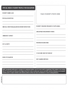 excel form templates student profile template d