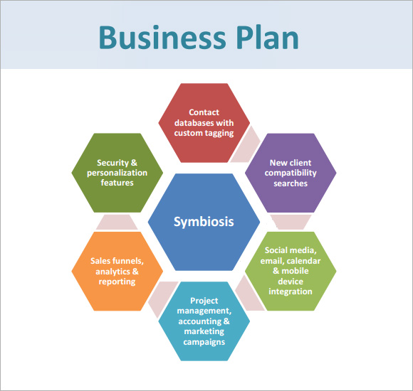 Proper Business Plan Order / Sequence