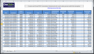 excel payroll template sales commission template fixed margin