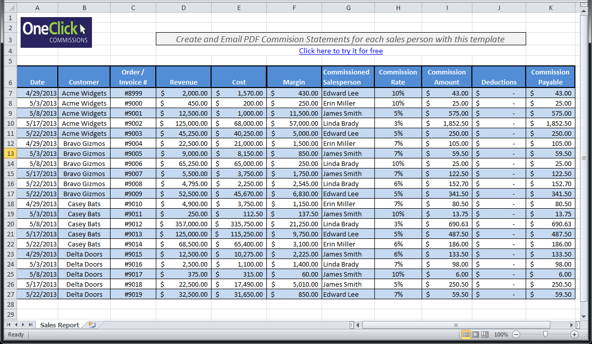 excel payroll template