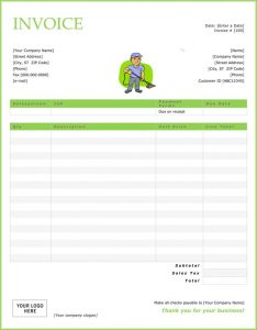 excel quote template cleaning invoice template uk cleaning service invoice vcsncb