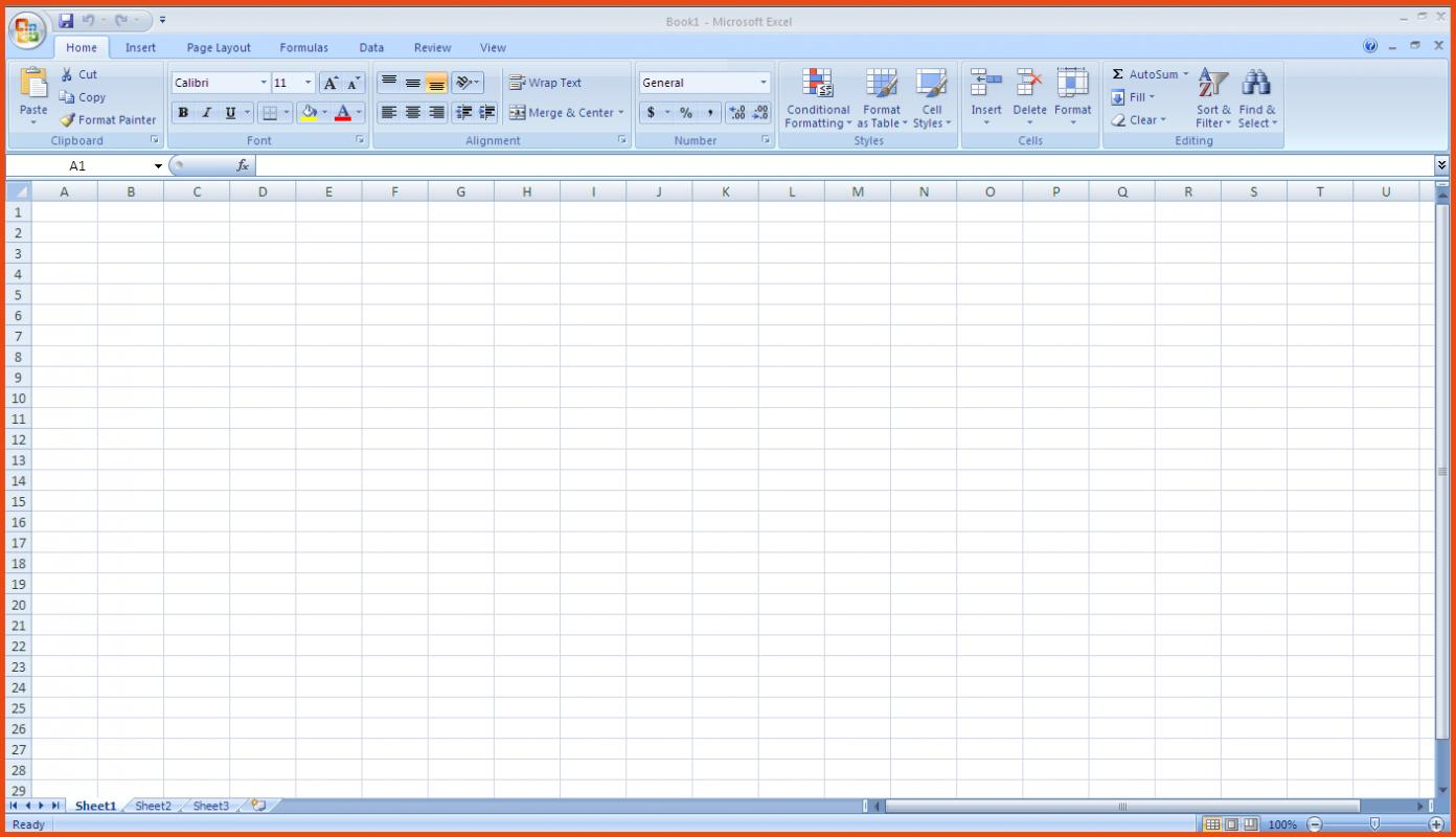Excel Spreadsheet Templates | Template Business