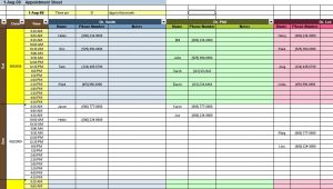 excel spreadsheet templates free excel templates