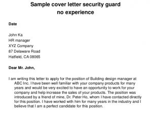 experience letter sample cover letter internship finance