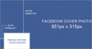 facebook header template facebook cover photo banner size template