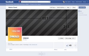 facebook header template facebook cover template psd
