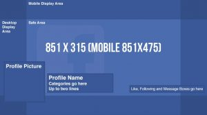 facebook header template facebook mobile cover photo tips tricks room throughout facebook banner template