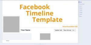 facebook header template facebook timeline template header x