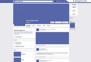 facebook post template facebook templates