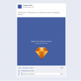 facebook post template facebook post