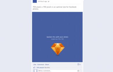 facebook post template facebook post