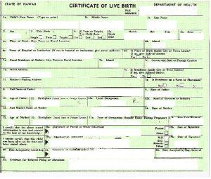 fake birth certificate maker obamas birth certificate