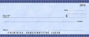 fake check template fake blank check template x