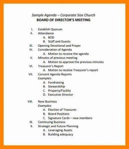 family meeting agenda meeting agenda sample corporate board meeting agenda template sample