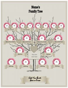 family tree diagram maker family tree maker