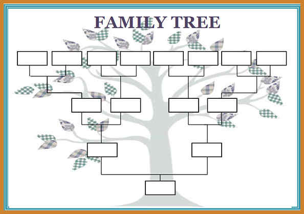 photograph about Printable Family Tree Maker referred to as Spouse and children Tree Producer Templates Template Office