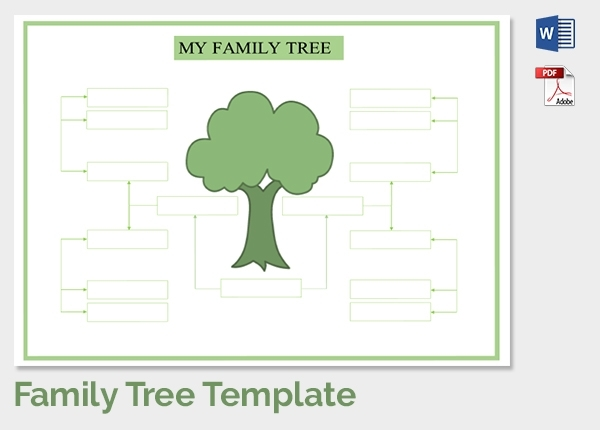 Family Tree Maker Templates  Template Business