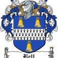 family tree sample bell irish crest