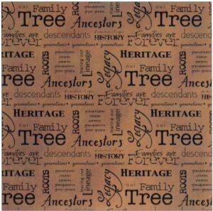 family tree sample mc lg