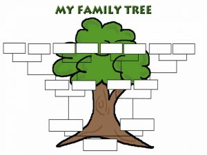 family tree templates familytree