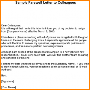 farewell email to coworkers farewell email to colleagues samples