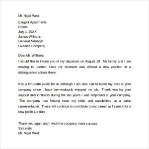 farewell letter to colleagues sample farewell letter to coworkers