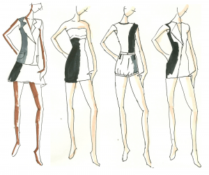 fashion design sketches sketches