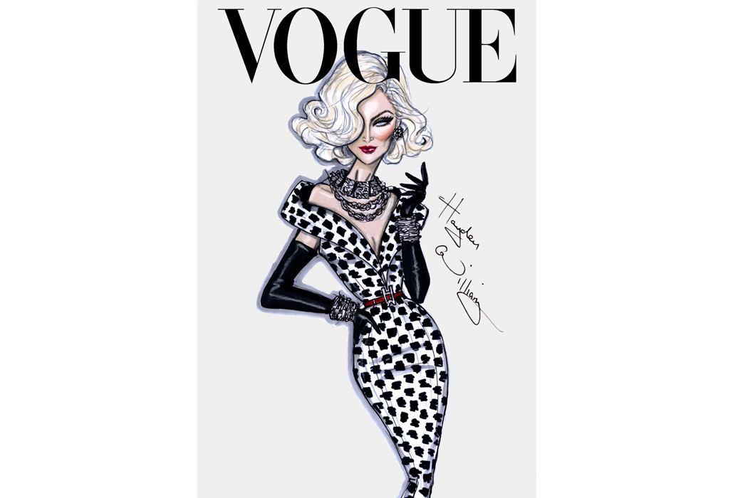 fashion designer sketches