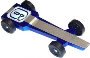 fast pinewood derby car templates bullet