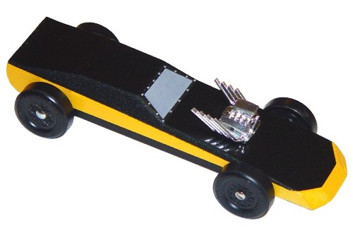 fast pinewood derby car templates
