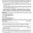 federal resume sample federal resume sample