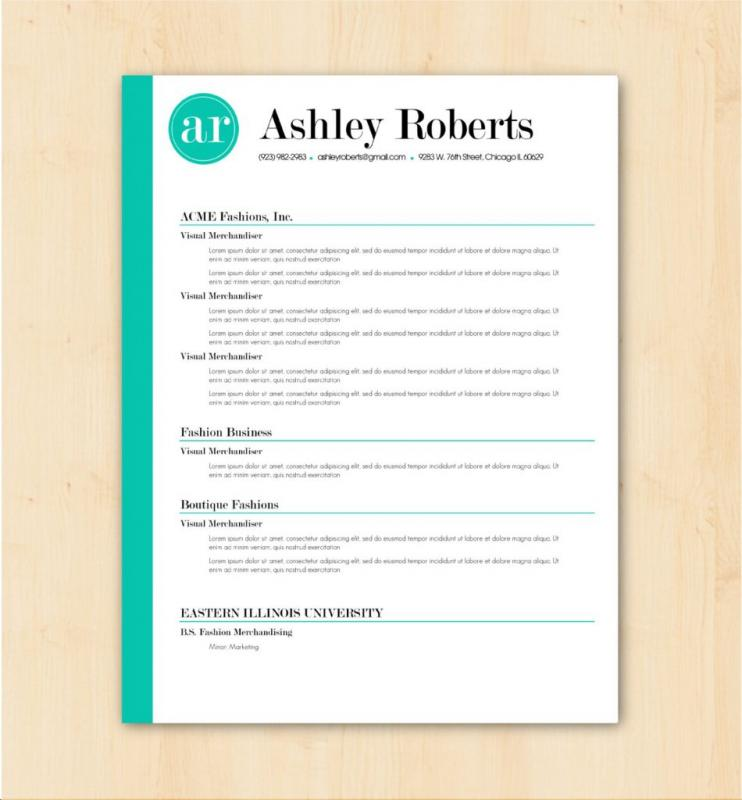 federal resume template 2016
