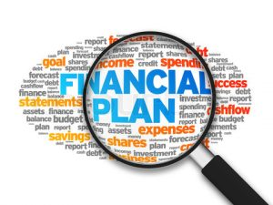financial advisor business plan financial plan