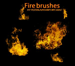 fire brush photoshop fire brushes fcb