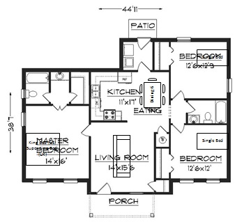 fire escape plan template